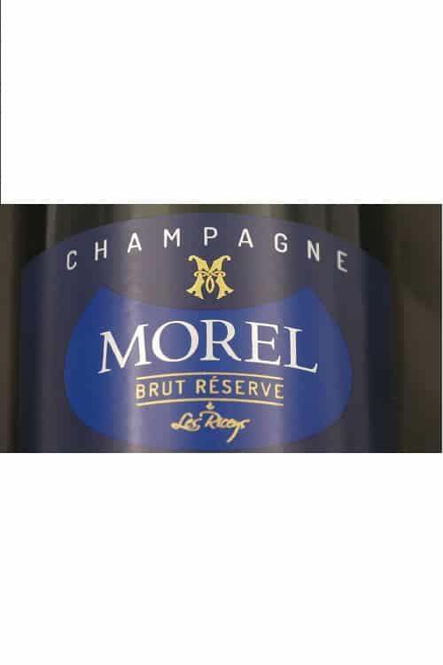 Champagne Morel Brut Réserve Zoom
