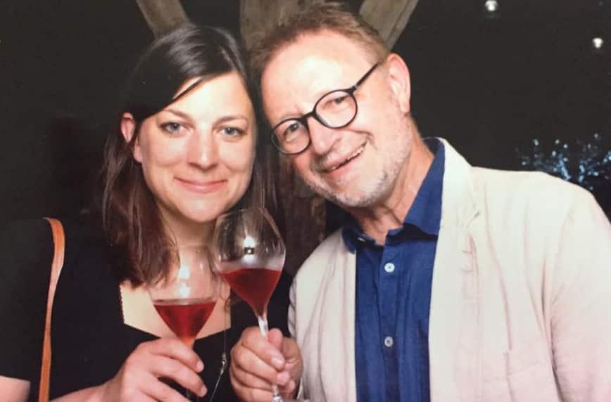 Emilie et Pascal Morel