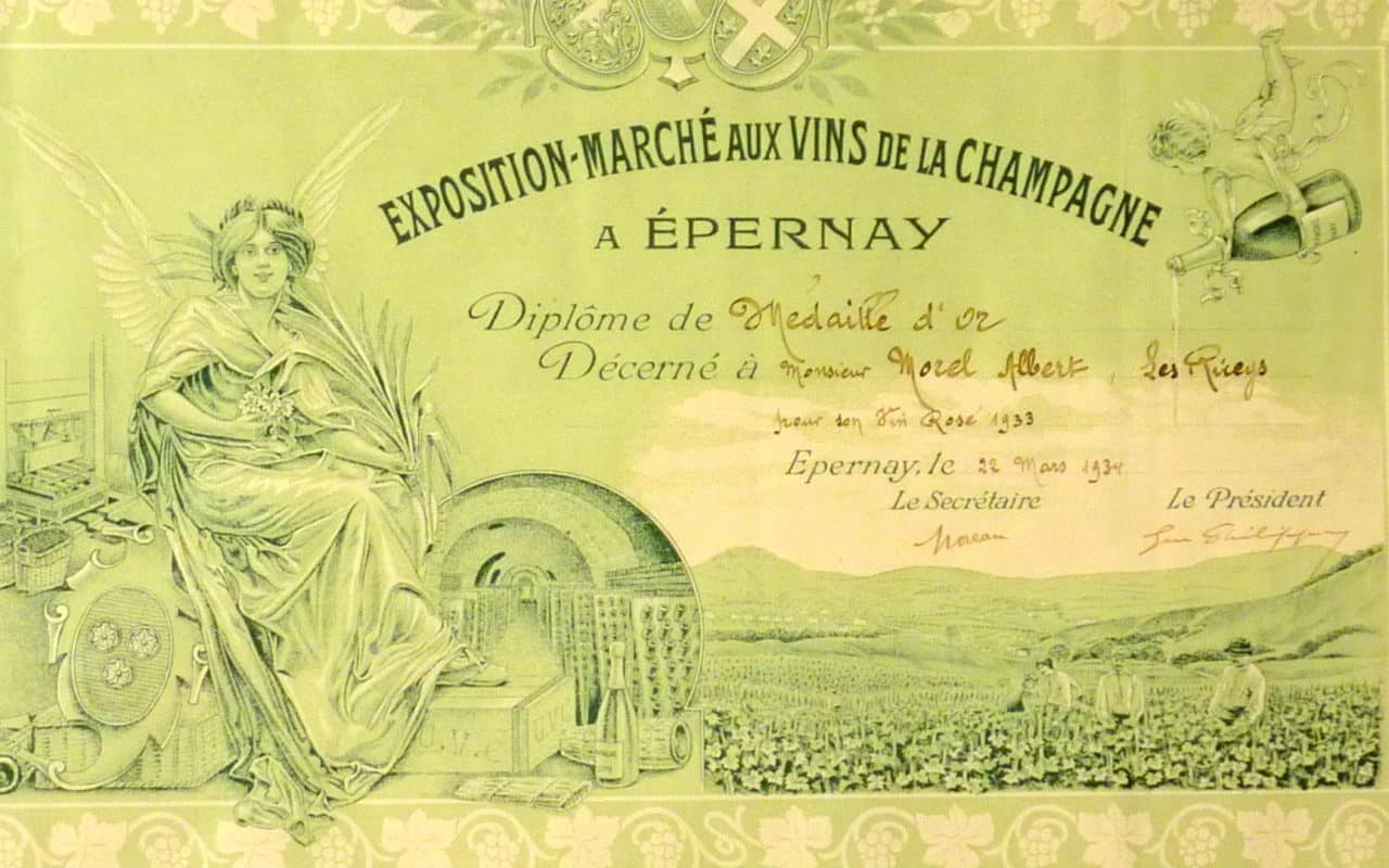 medaille-or-1933-champagne-morel