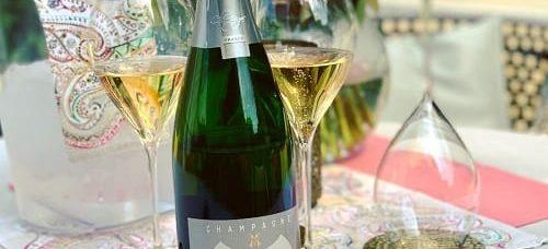 Champagne Morel Extra Brut Dégustation