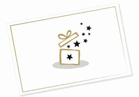 Gift Card Champagne