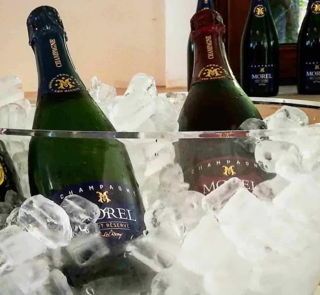 Discover Champagne & Rosés