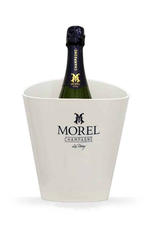 Champagne Morel Brut Réserve Ice Bucket