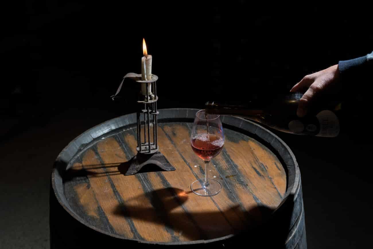 Visit the cellar